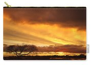 Storm At Dusk 2am-108330 Carry-all Pouch