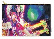 Rain Song Jimmy Page Carry-all Pouch
