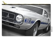 Rain Won't Spoil My Fun - 1969 Shelby Gt500 Mustang Carry-all Pouch