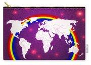 Rainbow's World 20 Carry-all Pouch