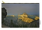 Rainbow And Half Dome 3 Carry-all Pouch