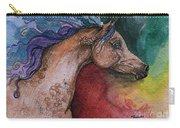 Rainbow Arabian Carry-all Pouch