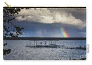 Rainbow At Burt Lake Carry-all Pouch