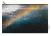 Rainbow At Waterfall Base Carry-all Pouch
