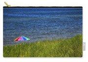 Rainbow Beach Umbrella Carry-all Pouch