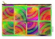 Rainbow Bliss 3 - Over The Rainbow V Carry-all Pouch