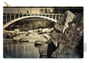 Rainbow Bridge In Folsom Ca Carry-all Pouch
