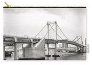 Rainbow Bridge In Tokyo Carry-all Pouch
