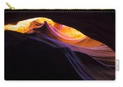 Rainbow Canyon Carry-all Pouch by Chad Dutson