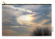 Rainbow Cloud Promises Carry-all Pouch