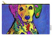 Rainbow Dalmatian Carry-all Pouch