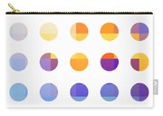 Rainbow Dots  Carry-all Pouch