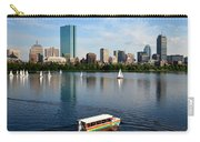 Rainbow Duck Boat On The Charles Carry-all Pouch