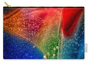 Rainbow Fishtail Carry-all Pouch