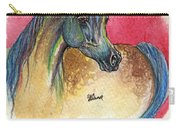 Rainbow Horse 2013 11 17 Carry-all Pouch