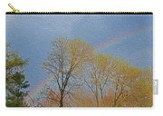 Rainbow In Spring Carry-all Pouch