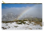 Rainbow In The Mountain Carry-all Pouch