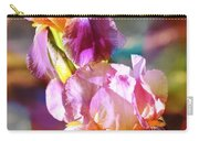Rainbow Irises Carry-all Pouch