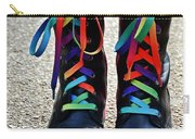 Rainbow Laces Carry-all Pouch