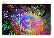 Rainbow Leopard Carry-all Pouch