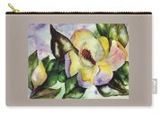 Colorful Magnolia Carry-all Pouch