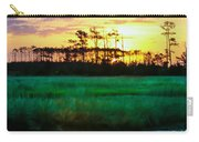Rainbow Morning Marsh Carry-all Pouch
