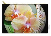 Rainbow Orchids Baseball Square Carry-all Pouch