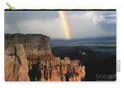 Rainbow Over  Bryce Canyon Carry-all Pouch