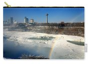 Rainbow Over Canada Carry-all Pouch