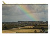 Rainbow Over Fields Carry-all Pouch