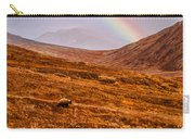 Rainbow Over Grizzly In Denali Carry-all Pouch