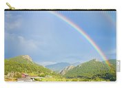 Rainbow Over Rollinsville Carry-all Pouch