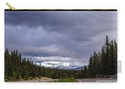 Rainbow Over The Mountains Carry-all Pouch