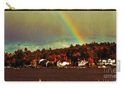 Rainbow Over Winnipesaukee Two Carry-all Pouch