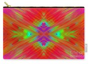 Rainbow Passion Abstract 1 Carry-all Pouch