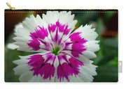 Rainbow Pink Flower Carry-all Pouch