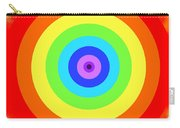 Rainbow Reality Carry-all Pouch by Mariola Bitner