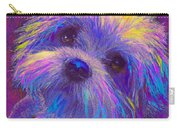 Rainbow Shih Tzu Carry-all Pouch