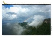 Rainbow Shrouded In Mist Carry-all Pouch