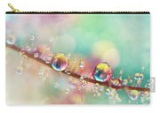 Rainbow Smoke Drops Carry-all Pouch