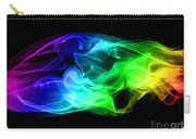 Rainbow Smoke Carry-all Pouch