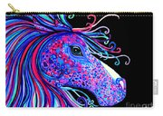 Rainbow Spotted Horse2 Carry-all Pouch