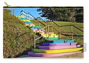 Rainbow Steps Carry-all Pouch