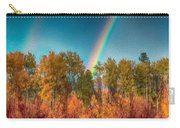 Rainbow Surprise Carry-all Pouch by Omaste Witkowski