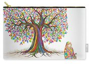 Rainbow Tree Dreams Carry-all Pouch