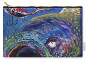 Rainbow Trout Detail B Carry-all Pouch