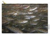 Rainbow Trout Fry Carry-all Pouch