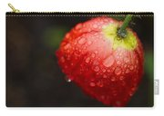 Raindrops And Poppy Carry-all Pouch