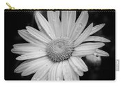 Raindrops On Daisy Carry-all Pouch