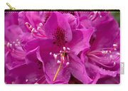 Raindrops On Pink Petals Carry-all Pouch